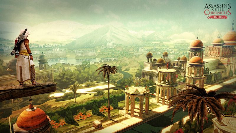 Assassin's Creed Chronicles India Gameplay Walkthrough Video ...