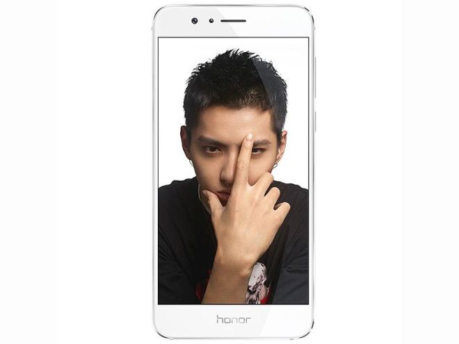 Honor 8 With Dual 12-Megapixel Cameras Launched