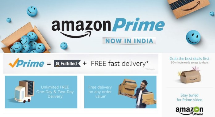 amazon prime india splash