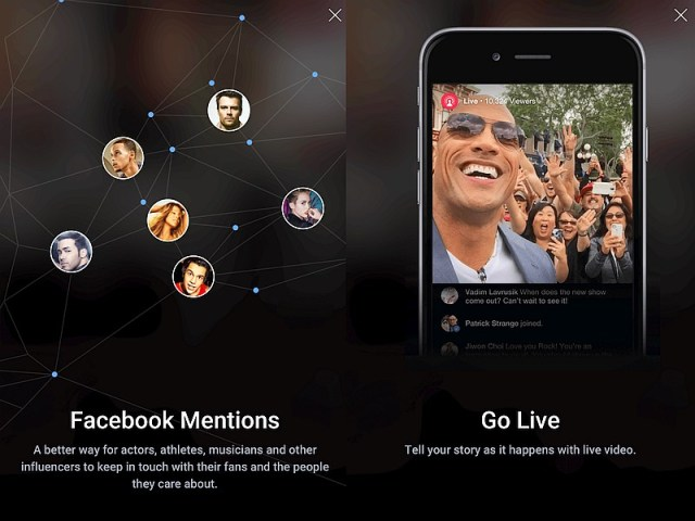 Facebook Mentions App Finally Reaches Android