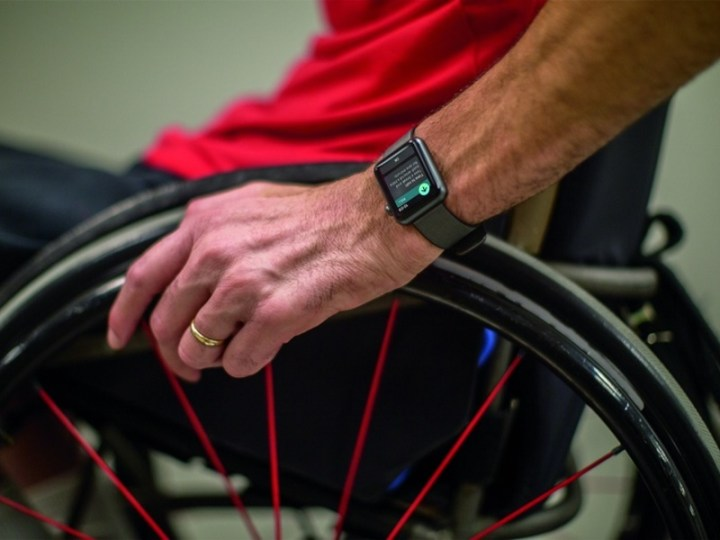 Apple Watch Will Soon Track Fitness for Wheelchair Users