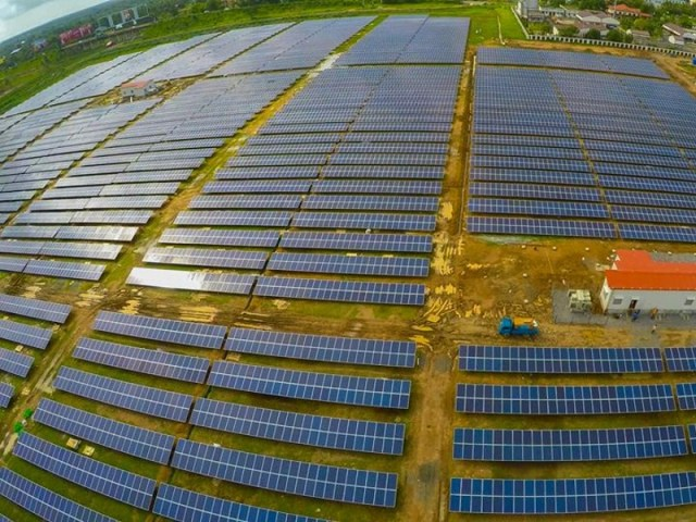 Kochi Airport Becomes World's First to Operate Completely on Solar Power