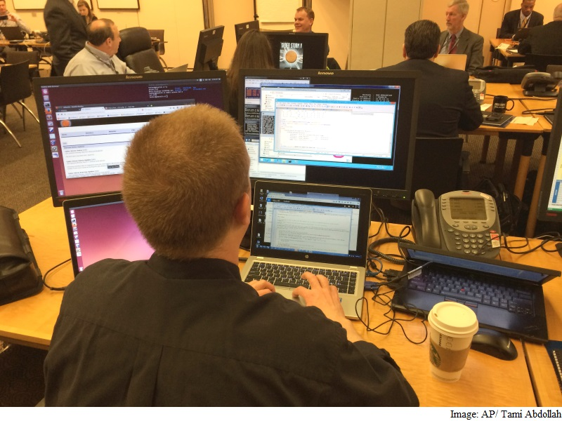 US Cyber-Security Experts Test Skills in Exercise Meant to ...