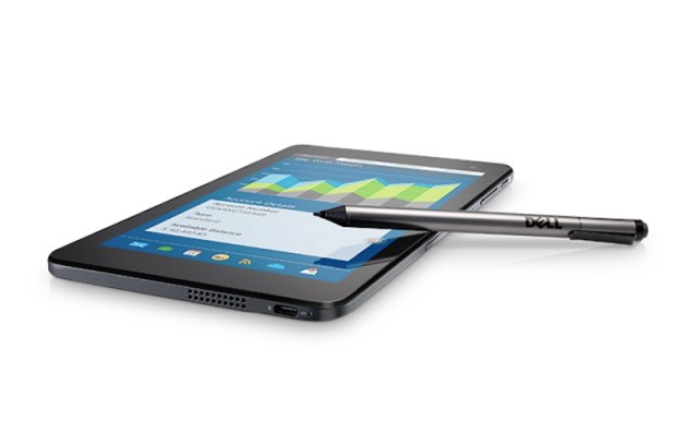 Dell Venue 8 Pro 5000 Tablet With Windows 10, USB Type-C Launched