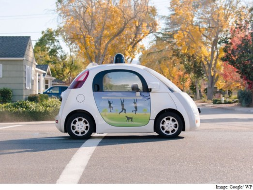 Toot Toot: The Politely Honking Driverless Car Is Here