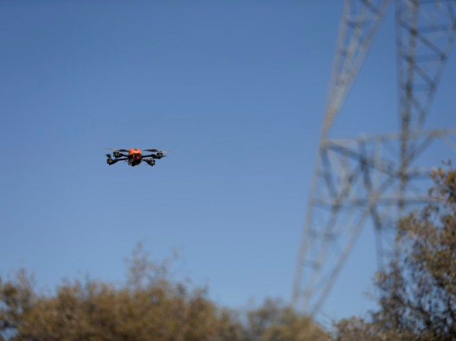 Novel Technique to Help Drones Move Better in Tricky Hills