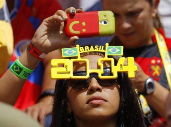 Fifa World Cup 2014 The Biggest Social Media Event Ever ...