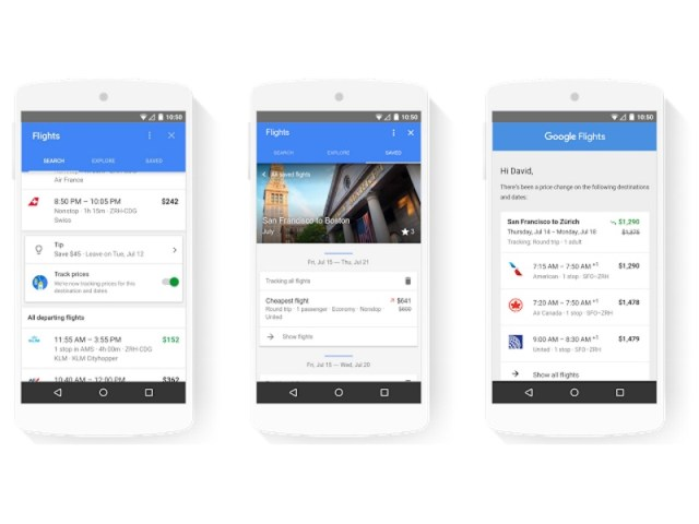 Google Search Update Makes Finding Flight, Hotel Deals Easier