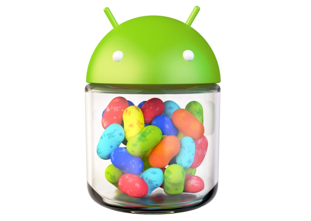 Top five new features in Android 4.1 Jelly Bean