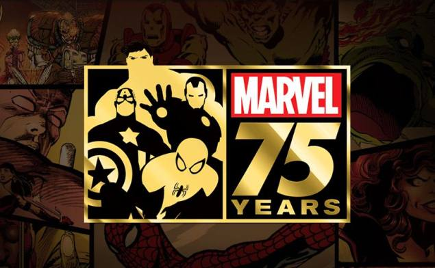 Marvel Studios fête ses 75 ans!