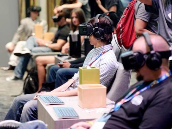 Virtual Reality Treadmills Help Prevent Falls Among the Elderly: Study