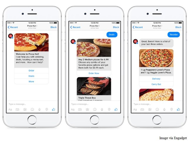 Pizza Hut to Soon Let You Order via Twitter, Facebook