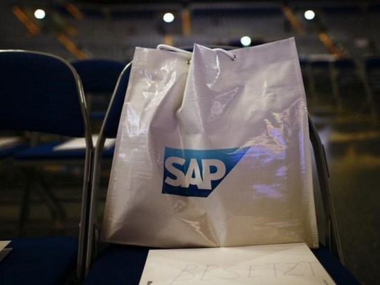 SAP's 2015 Operating Profit Hits Record on Licence Renewals