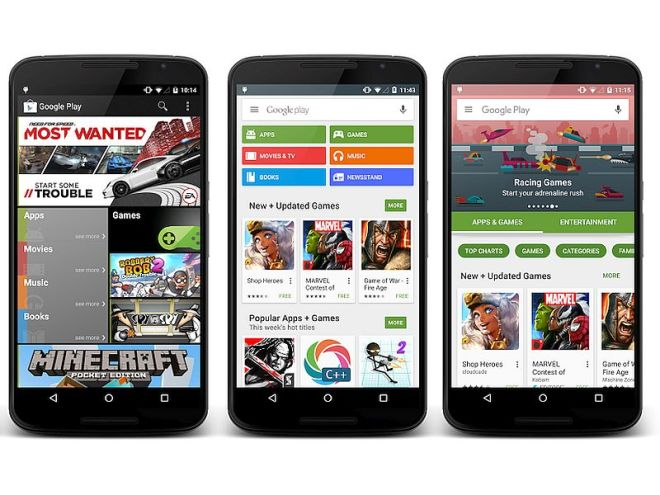 Google Play's Family Library Lets You Share Apps With Up to 5 People