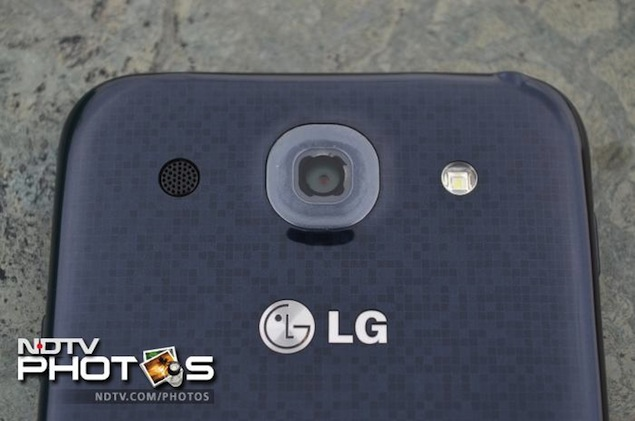 Lg Optimus G Pro Camera