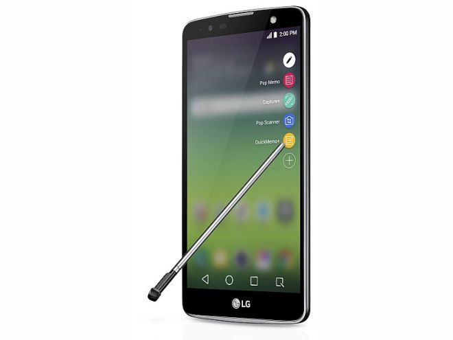 LG Stylus 2 Plus Reportedly Available in India at Rs. 25,990