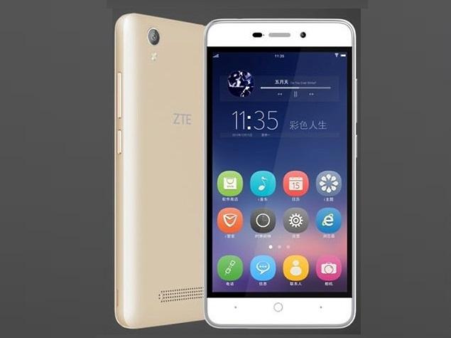 ZTE anuncia o Q519T por apenas €86 1