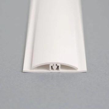 plaque pvc blanche 3 mm rigide