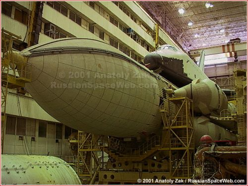 For Sale 2 Russian Space Shuttles Going Cheap Science
