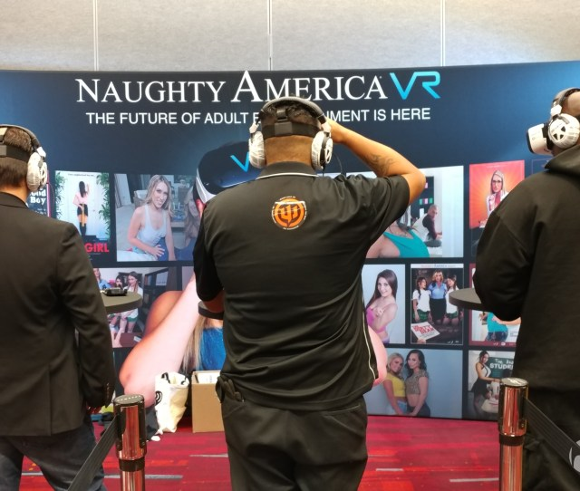 Last Year Naughty America Became The First Adult Film Company To Make An Appearance At Ces In 16 Years We Sat Down With The Companys Cio Ian Paul And He