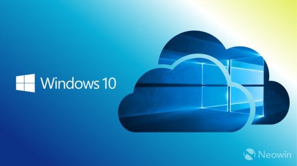 Windows 10 Cloud is pretty much a new version of Windows ...
