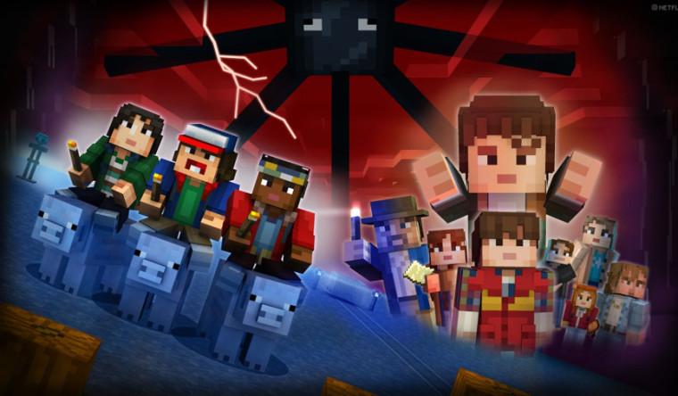 10 Minecraft Skin Windows Demogorgon