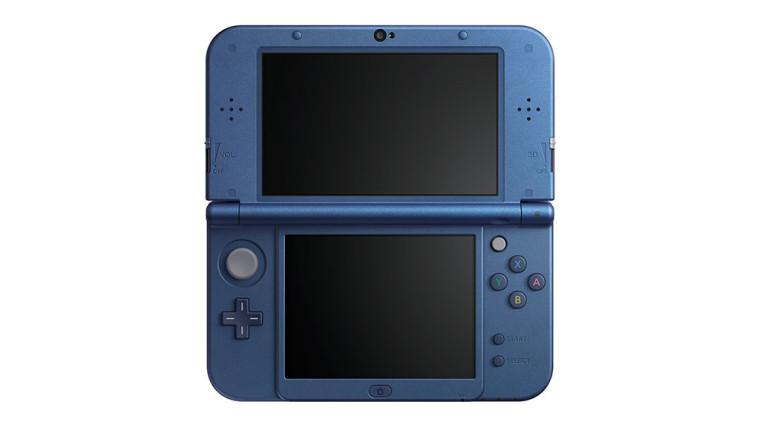 A New Nintendo 3DS XL