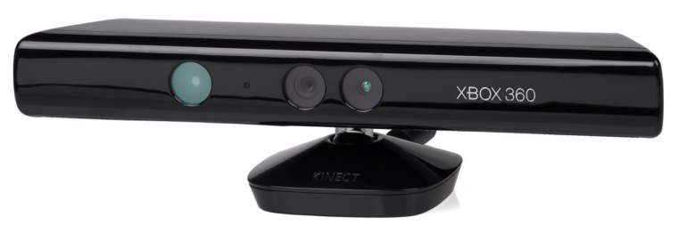 Kinect camera for the Xbox 360