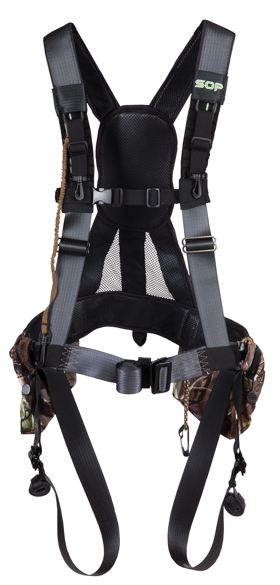 Summit S Sts Deluxe Safety Harness Offers Everything A