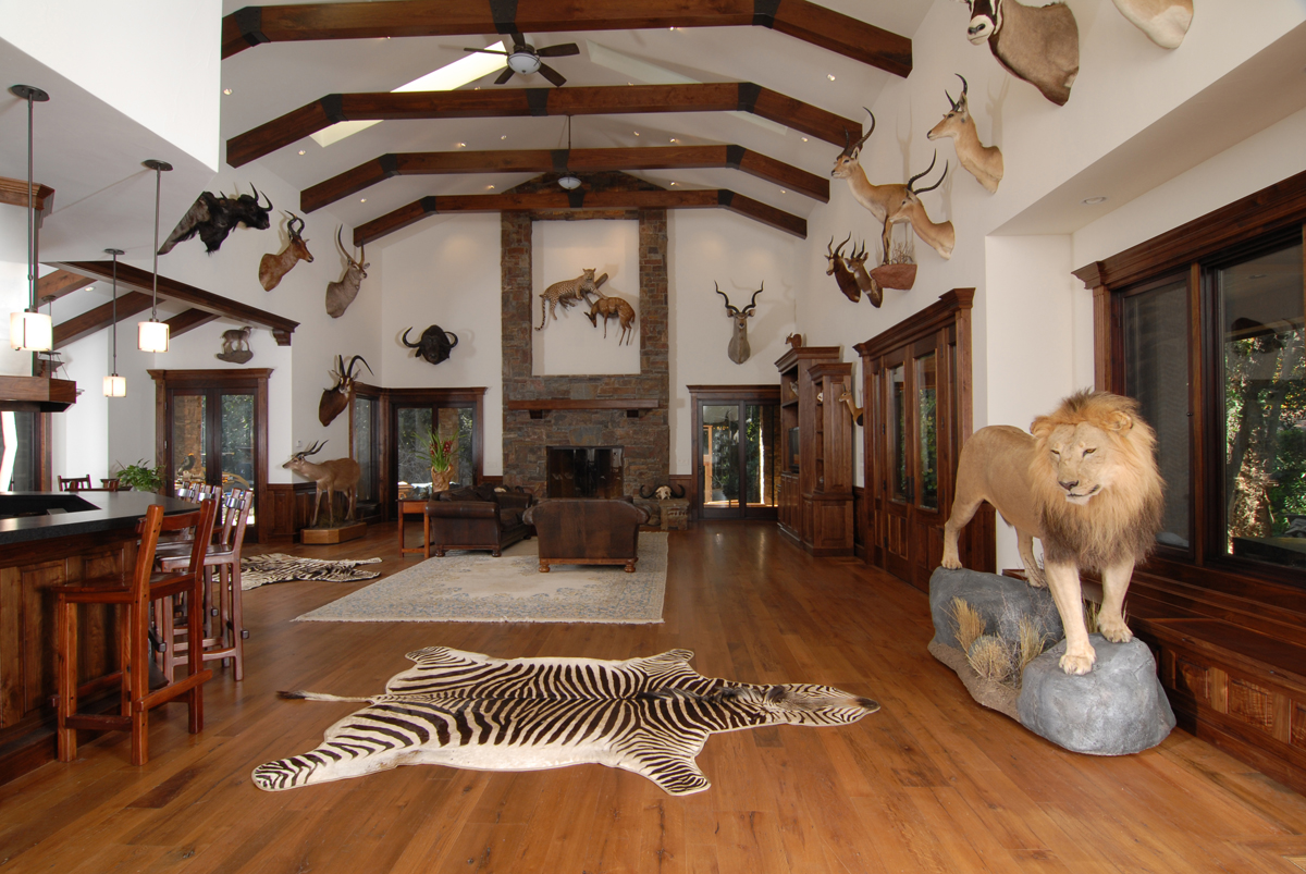 Photos How To Design A Trophy Room OutdoorHub
