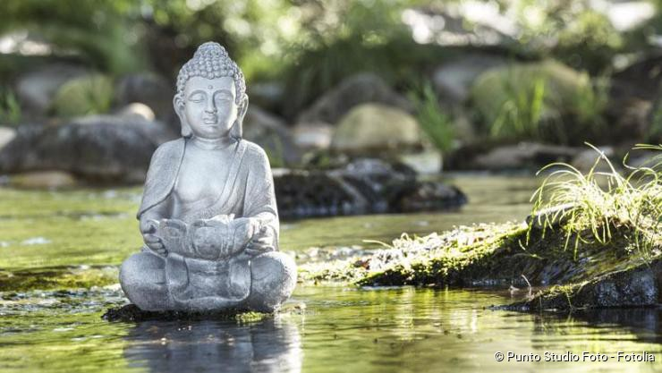 Buddha; Entspannung