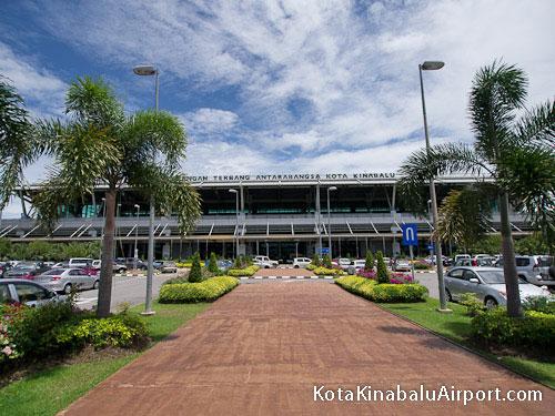 Kota Kinabalu Airport Terminal Building
