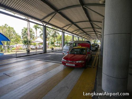 Langkawi Airport Taxi