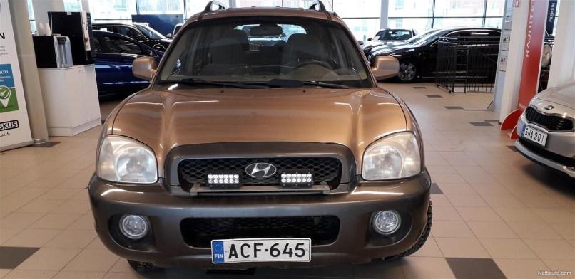 Enlarge Image Hyundai Santa Fe