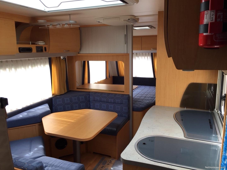 Knaus S 252 Dwind 550 Fsk 2005 Travel Box Nettikaravaani