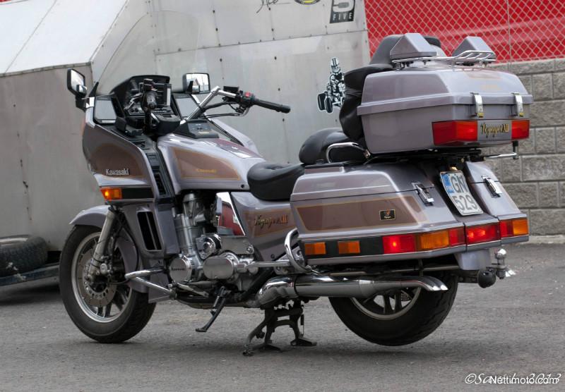 Xii Kawasaki 1989 Voyager
