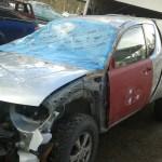 Nettivaraosa Mitsubishi L200 4x4 2008 Spare And Crash Cars Nettivaraosa