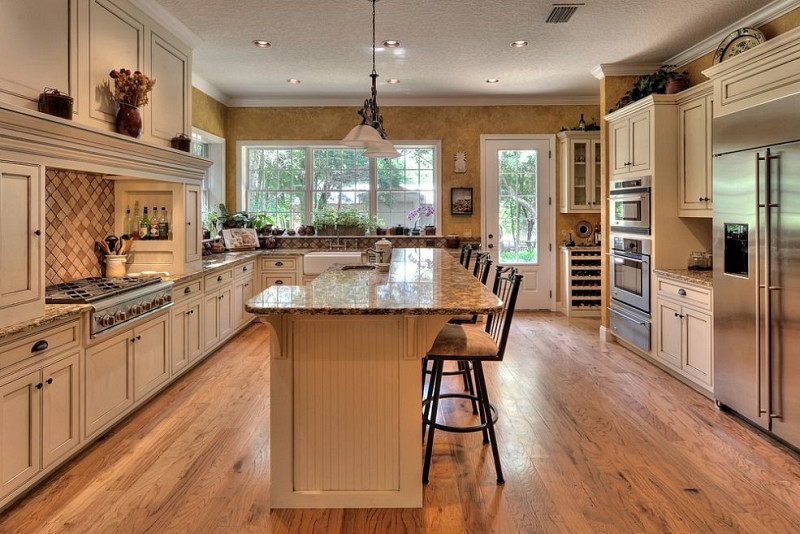 eight beige kitchens with serene style networx on kitchen design remodeling ideas better homes gardens id=92411