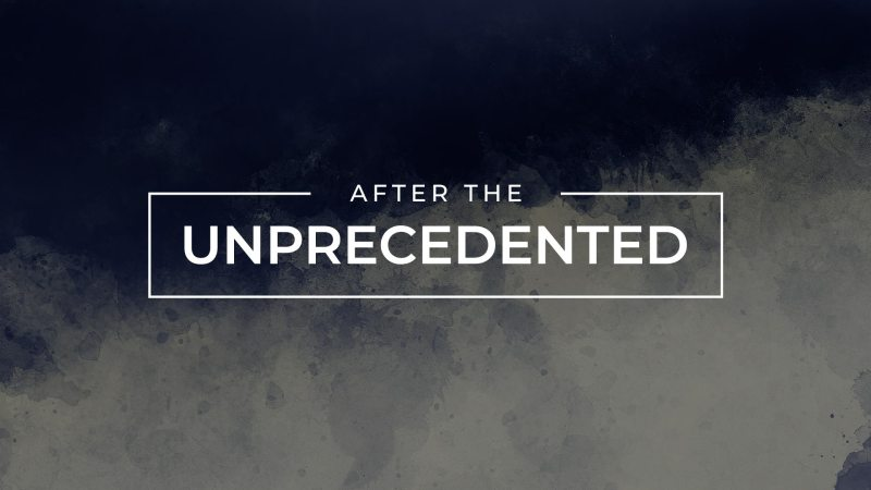 After the Unprecedented Image
