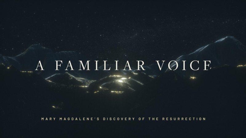 A Familiar Voice Image