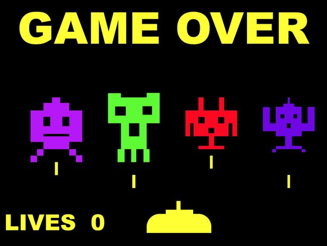 Space Invaders Receives Top Honour Entering The Video Game Hall Of Fame