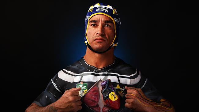 Johnathan Thurston reflects on his journey to 300 NRL ...