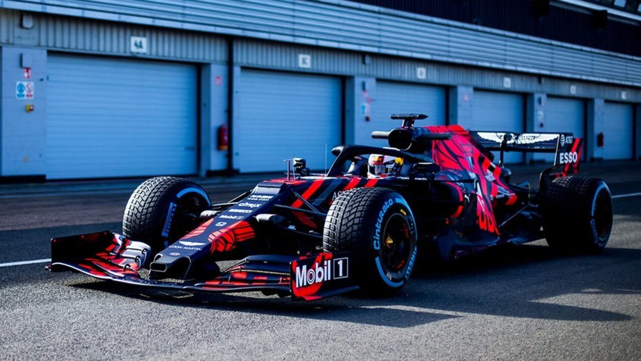 Red Bull reveals F1 car for 2019: Max Verstappen lauds changes