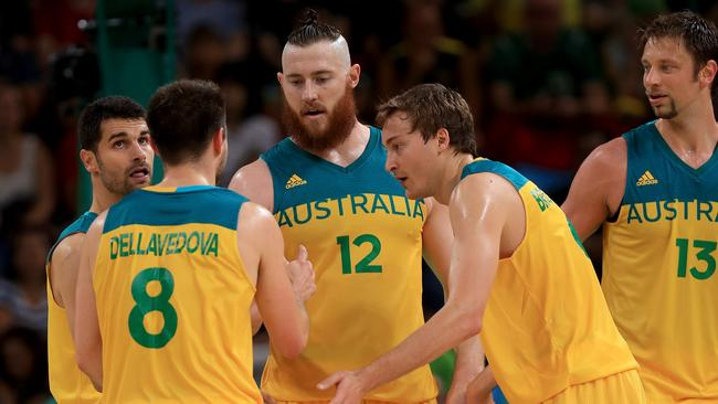 Rio Olympics 2016: Boomers defeat Lithuania in basketball ...