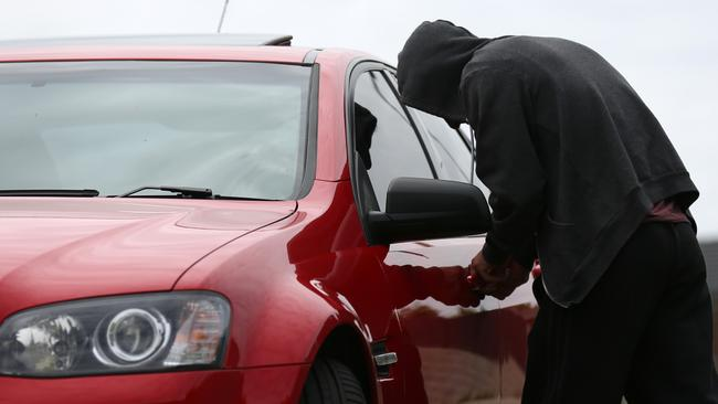 Massive spike in Victorian car thefts: sentencing report ...