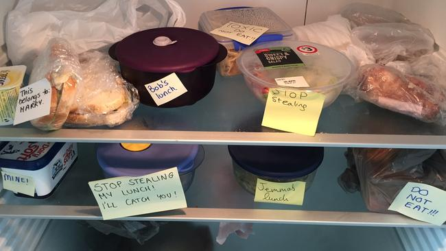 What To Do When Your Colleague Steals Your Lunch Daily