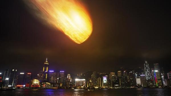 Could an asteroid kill us Scientists reveal seven