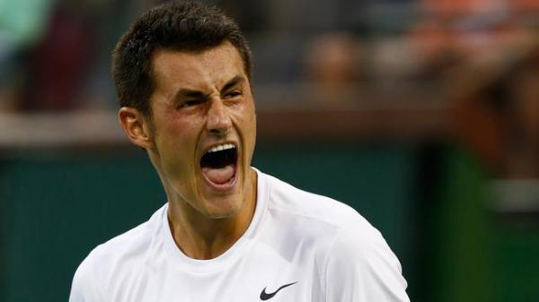 Tomic vows public will grow to like him