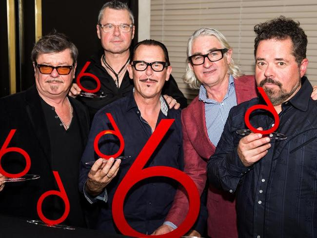 INXS To Record Album And Tour After Success Of TV Miniseries