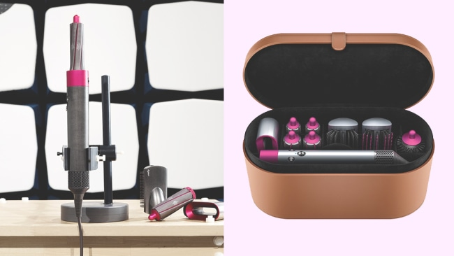 The New Dyson Airwrap Styler Beauty Product Will Save You